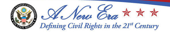 A new era: defining civil rights in the 21st century logo